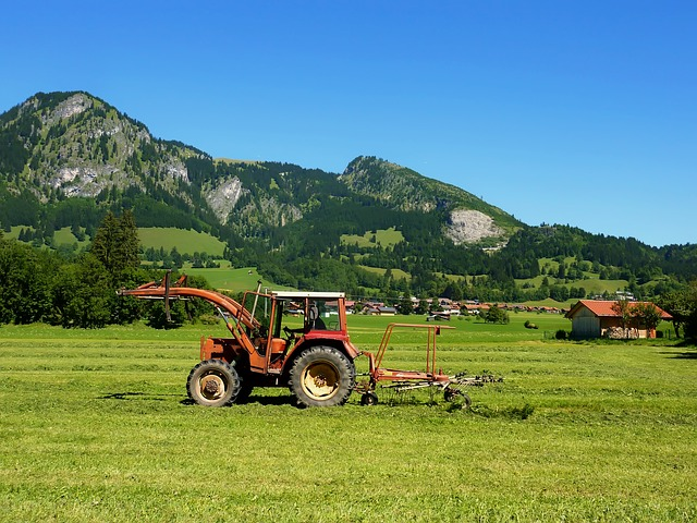 Bavaria, Germany, Field, Farm - Free image - 291629