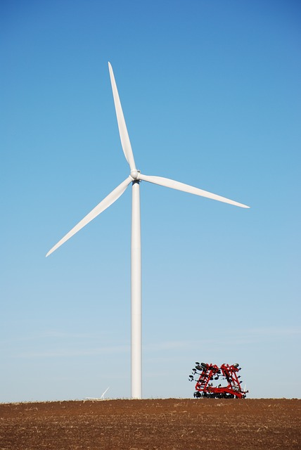 Wind Machine, Windmill, Turbine - Free image - 62258