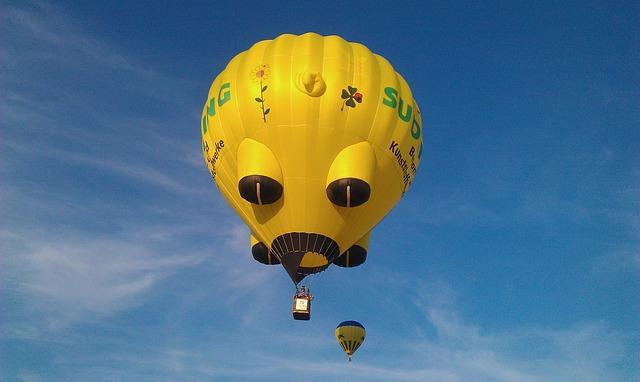 Hot Air Balloon, Balloon, Colorful - Free image - 244794