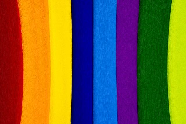 Paper, Crepe, Crepe Paper, Colorful - Free image - 184920