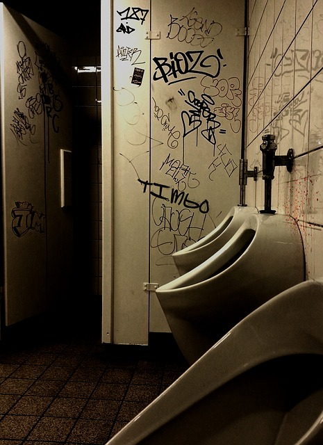 School Toilet, Toilet, Wc, Men'S - Free image - 209058