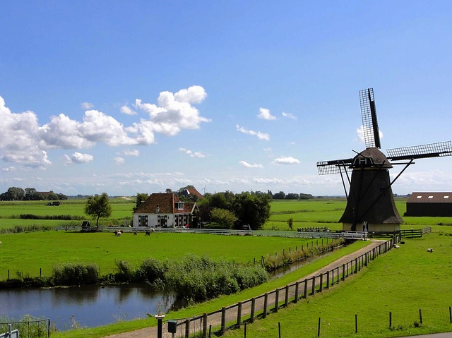 The Netherlands, Landscape, Sky - Free image - 97830