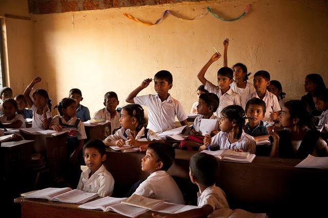 School, Class Room, Children, Boys - Free image - 298680