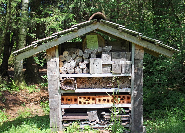 Insect Hotel, Nesting Help - Free image - 349281